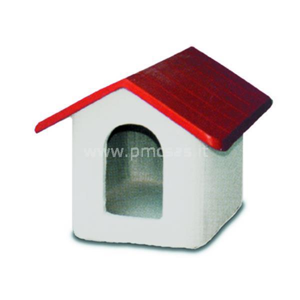 Cuccia per cani da esterno cucce in cemento casette da - Cemento colorato per esterno ...