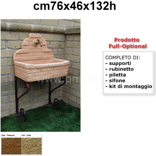 Great lavandino da esterno nonna ida cmxxh nei vari colori completo di rukit with colori da esterno - Colori da esterno ...