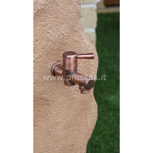 Rubinetti da giardino bonfante cm11x8h completo di attacco per portagomma ebay - Rubinetti da giardino di design ...