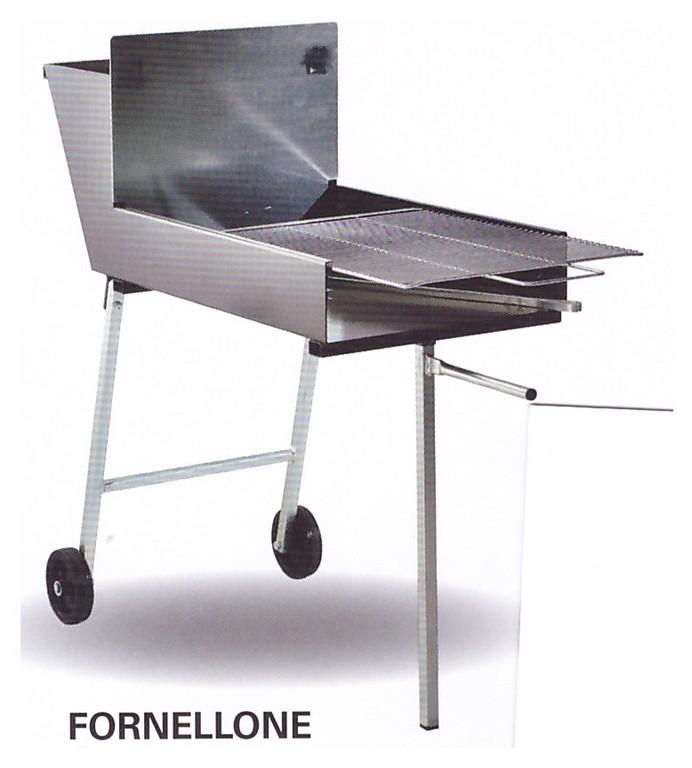Pin barbecue in ferro giardino e fai da te vendita a roma for Barbecue fai da te in ferro