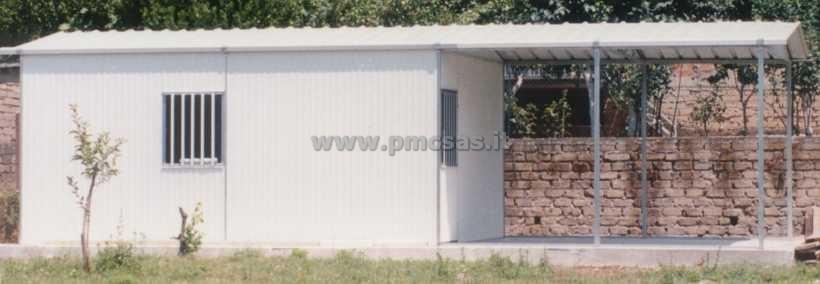 box in lamiera roma - pmc prefabbricati e arredo giardino