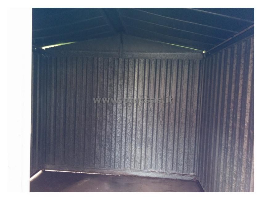 mobili lavelli box lamiera zincata usato