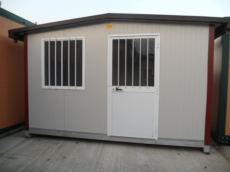 Container uso ufficio pmc prefabbricati e arredo giardino for Ufficio usato