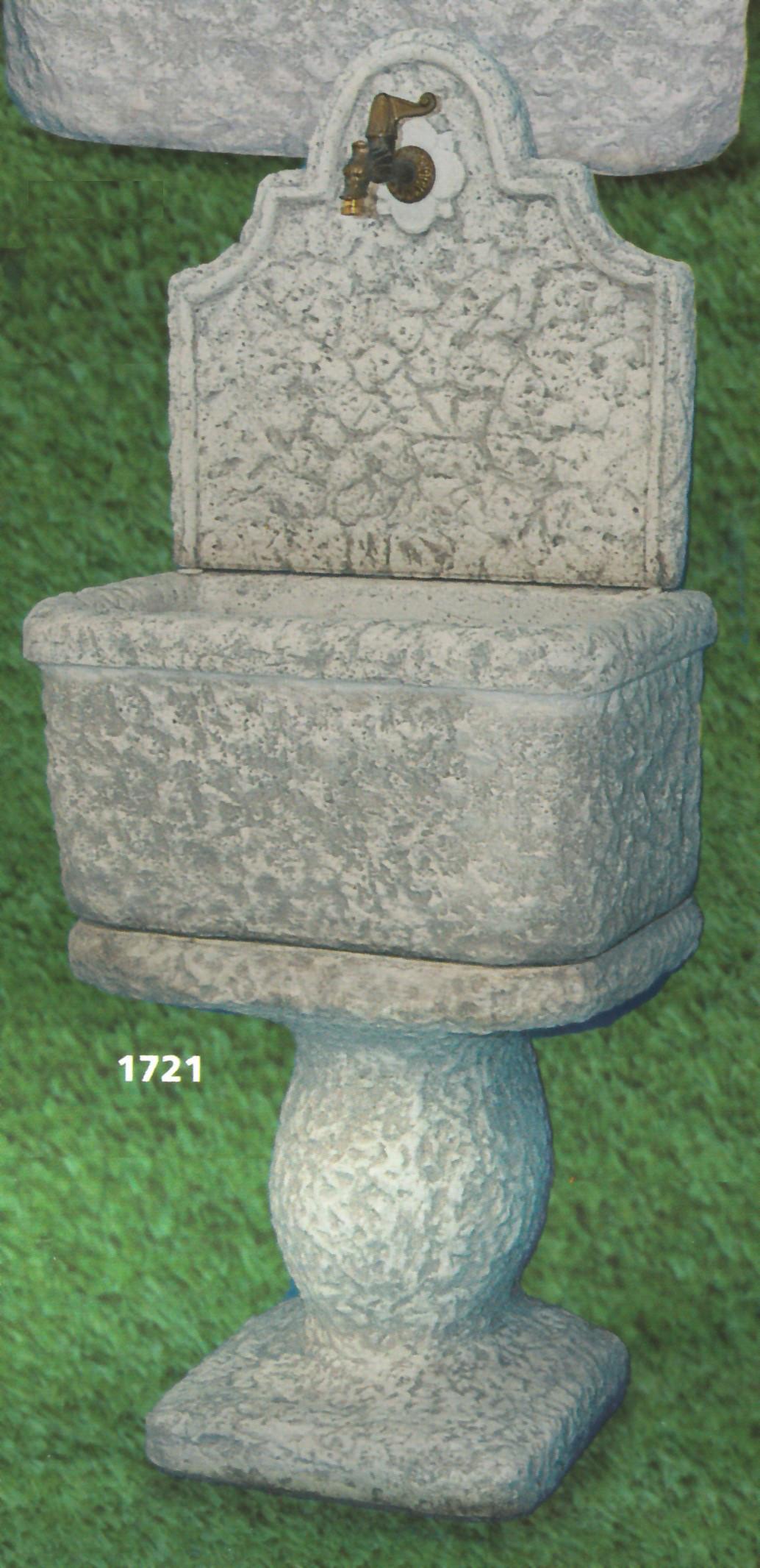 Fontane a muro   pmc prefabbricati e arredo giardino