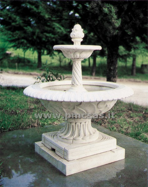 Fontana giardino pmc prefabbricati e arredo giardino - Fontane da giardino ebay ...
