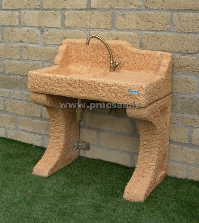 Vestiti da battesimo per bimbo lavandini per giardino - Lavandino esterno pietra ...