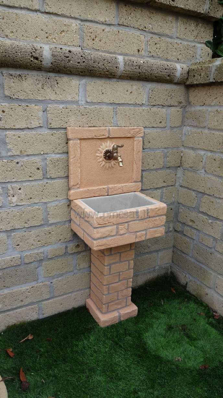 Lavandini da esterno pmc prefabbricati e arredo giardino - Bagni prefabbricati per esterno ...