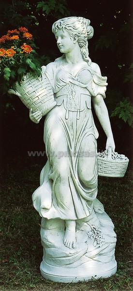 Sculture da giardino latest fontanella da giardino una - Statue da giardino in resina ...
