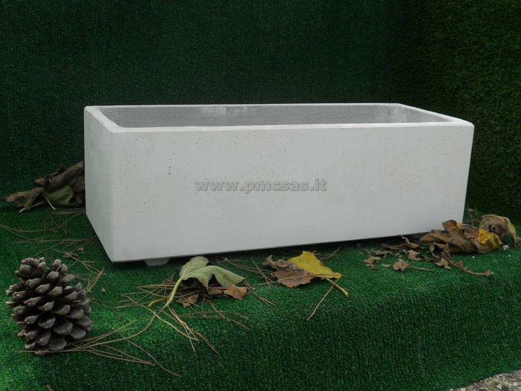 Vasi su misura pmc prefabbricati e arredo giardino for Arredo giardino in cemento