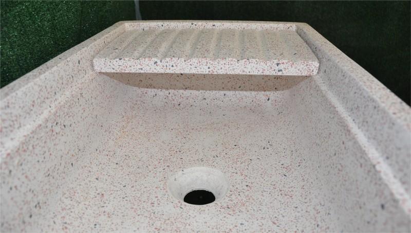 Tavoli Da Giardino In Cemento Prezzi.Lavandini In Cemento Per Esterni Prezzi Lavandini Pietra Esterno A