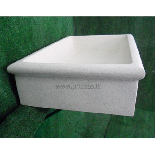 Lavelli da esterno pl458 pmc prefabbricati e arredo giardino - Lavelli da esterno in resina ...