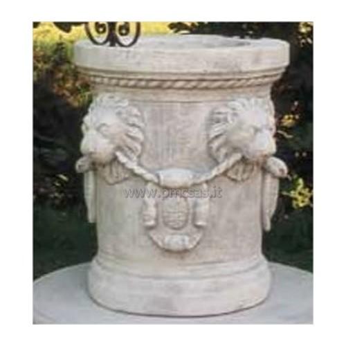 Pozzi da giardino telde pa2501 tem 03 pmc prefabbricati for Pozzi in pietra da giardino