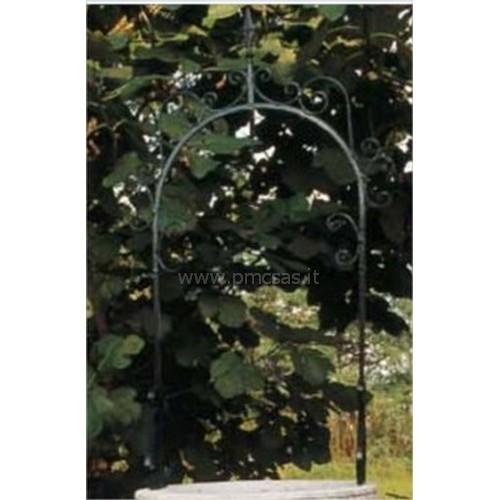 Pozzi da giardino gotico 704 pmc prefabbricati e arredo - Pozzi da giardino ...