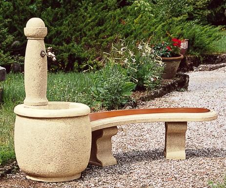 Idee giardino pmc prefabbricati e arredo giardino for Idee x arredo giardino