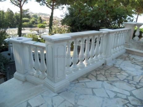 Manufatti in cemento per giardino