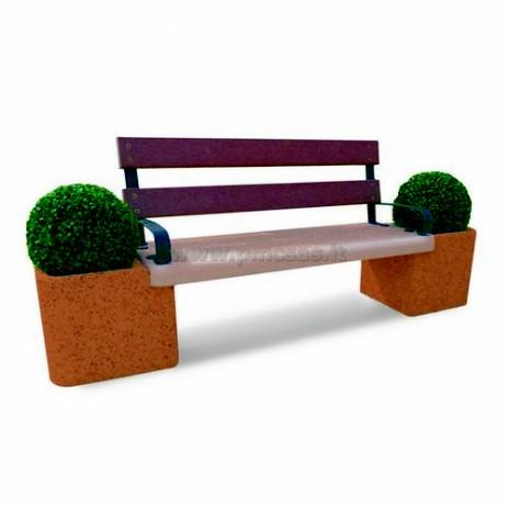 Panchine arredo urbano pmc prefabbricati e arredo giardino for Arredo urbano panchine