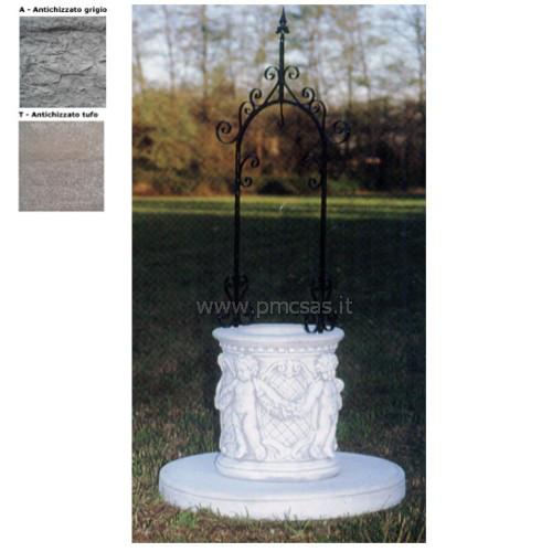Pozzi da giardino locri 701 pmc prefabbricati e arredo - Prefabbricati da giardino ...