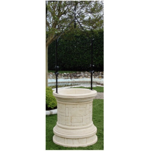 Pozzi da giardino telde pa2501 tem 03 pmc prefabbricati for Pozzi finti per giardino