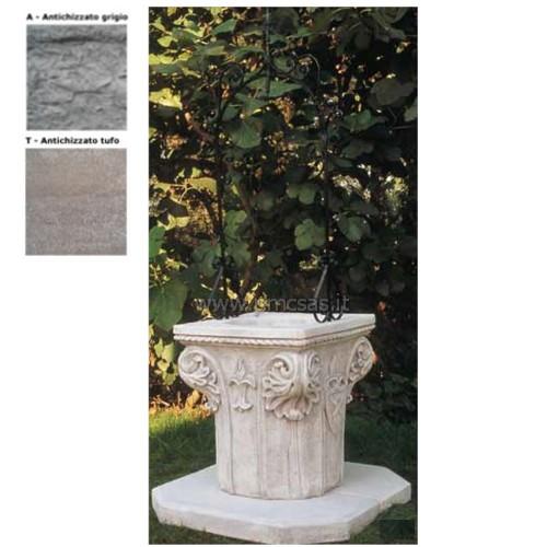 Pozzi da giardino veneziano 702 pmc prefabbricati e - Prefabbricati da giardino ...