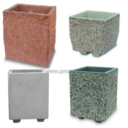 Vasi in cemento pmc prefabbricati e arredo giardino - Vasi per esterno in cemento ...
